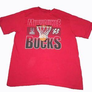 Vintage Milwaukee Bucks Tee